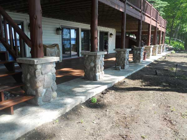 Stone Mason Outdoor Decks