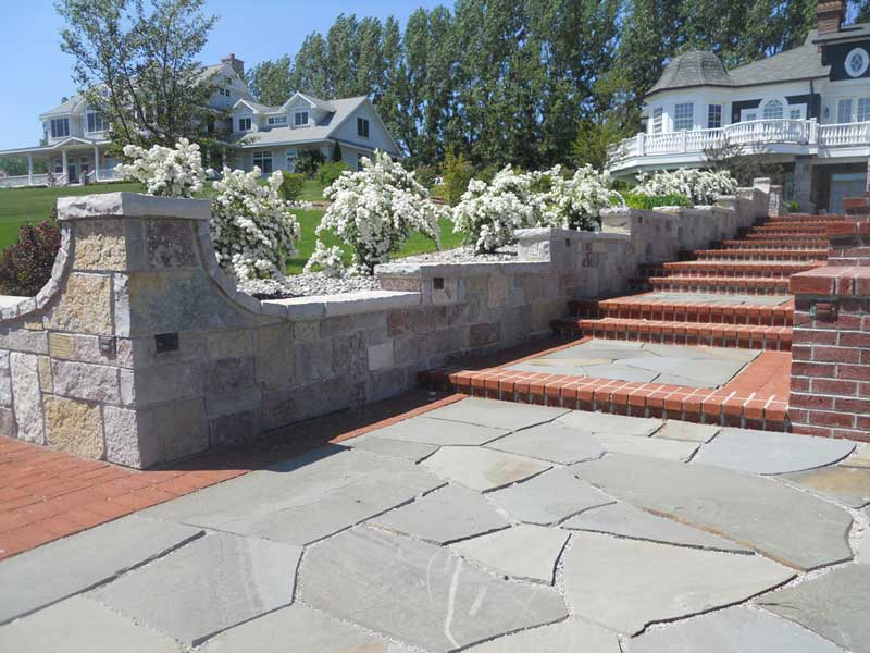 Stone Mason Walkways